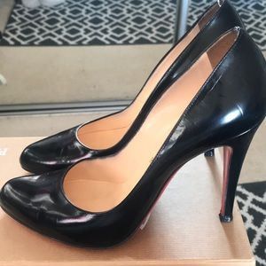 Christian Louboutin - 868 Jazz Calf